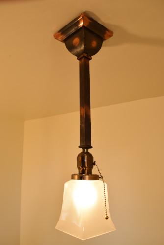 Attirant Old West Coast Lighting Company